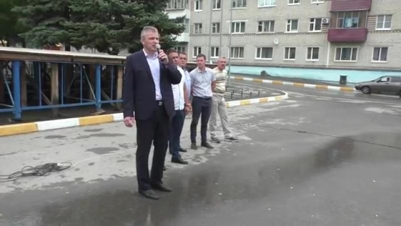 Новоульяновск против людоедов из Единой России