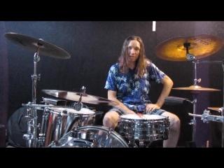 Paradiddle (2var.) - Simon Philips exercise