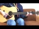 Don Omar-Danza Kuduro(guitar cover)
