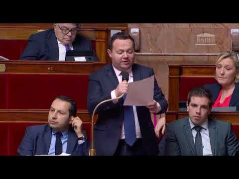 Intervention de Bruno Bilde sur l'article 9 du projet de loi Asile et Immigration