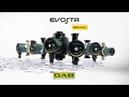 Насосы для отопления гвс и теплого пола DAB Evosta 2 3