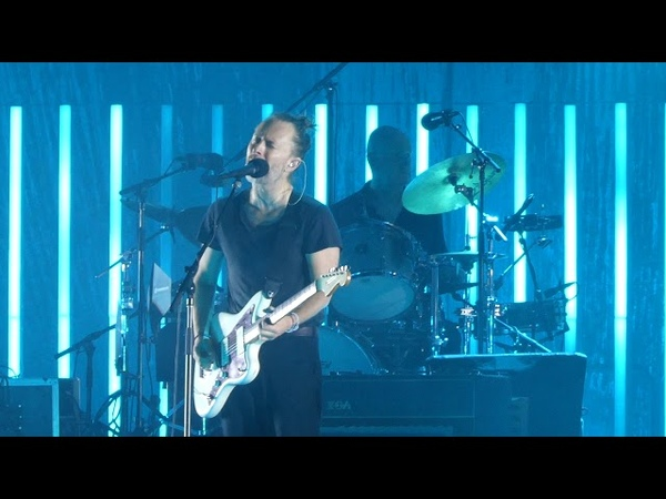 Bloom Radiohead@Wells Fargo Center Philadelphia 8/1/18