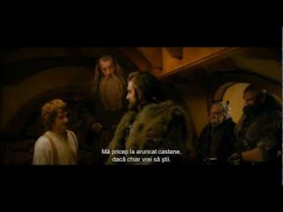 The Hobbit: An Unexpected Journey - Thorin's Arrival - Full HD