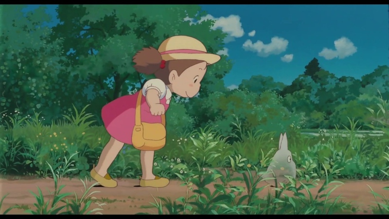 My Neighbour Totoro Theme Song (Japanese)