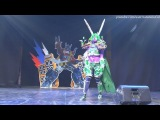 Cosplay (Warcraft, Marvel, Mortal kombat, ) AVA EXPO 2014 part 3/4