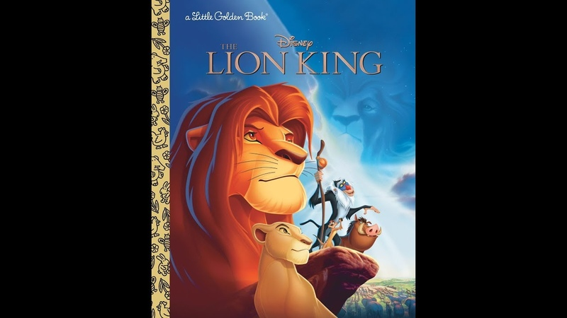 Disney The LION KING I Little Ones Story Time Video Library