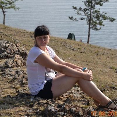 Олеся Никитина, 23 июля , Иркутск, id2946851