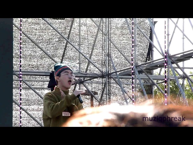 [HD FANCAM] 그 XX - 울티 Olltii (The Cry Ground Day Two 171015)