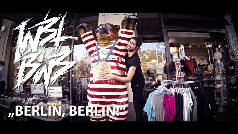 WE BUTTER THE BREAD WITH BUTTER - Berlin, Berlin!