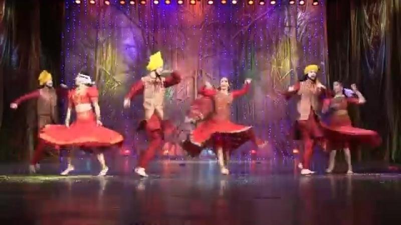Badri Ki Dulhania, Indian Dance Group Mayuri, Russia, Petrozavodsk