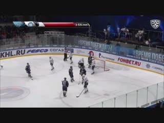 Все голы «Адмирала» в ворота минского «Динамо»