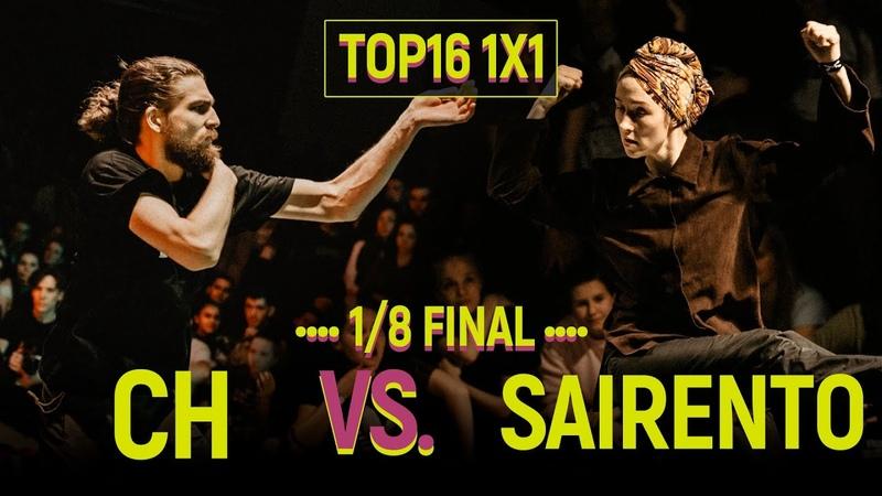 CH vs Sairento | Top16 1x1 18 final @ MoveProve 2018