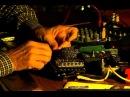 Keith Rowe, tabletop electric guitar