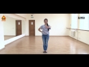 Видеуроки по калмыцким танцам. Урок 3. Тавшур