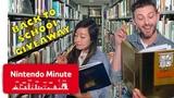 Back to School Giveaway 2018 - Nintendo Minute (Розыгрыш от Нинтендо)