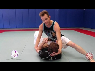 Triangle from Knee on Belly