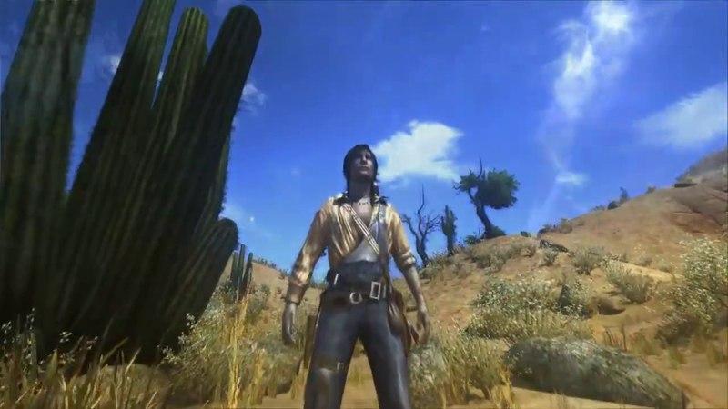Трейлер игры Call of Juarez Сокровища ацтеков