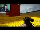 [Just Snake] Фрост VS Снейк - PVP на AWP - CS:GO