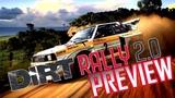 Angespielt - DiRT Rally 2.0 - Preview der nächsten großen Rally-Simulation