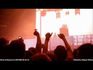 PROGRESIA Feat LINNEA SCHOSSOW - FIRE FIRE FIRE ( ilan Bluestone Remix ) ABGT050