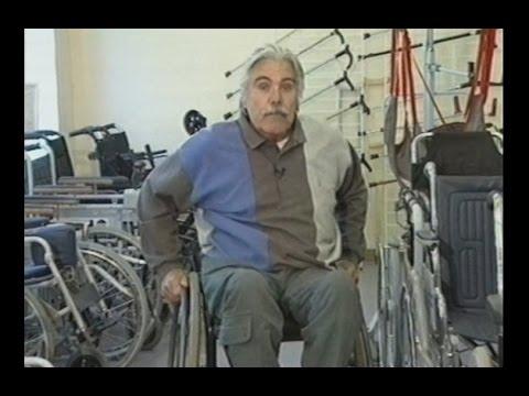Фильм Льва Индолева Инвалидные коляски и как ими пользоваться