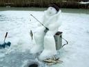 Приколы, неудачи, невероятные уловы и необычные случаи на рыбалке.часть 15