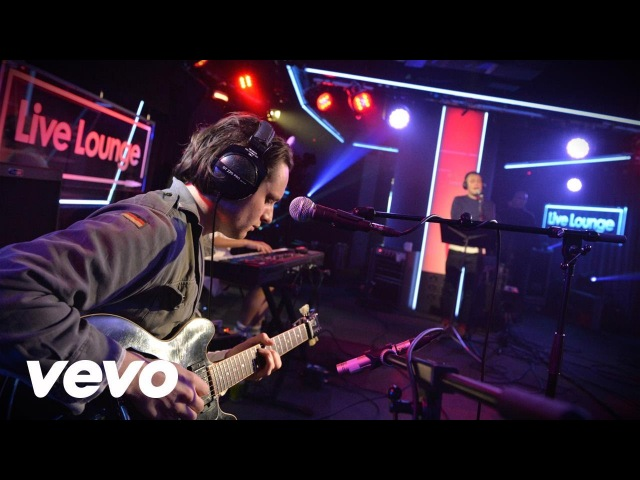 The Maccabees - Spit It Out in the Live Lounge