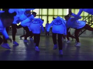 "Dance Studio ""Goliaf"" feat. Projector & Sound"