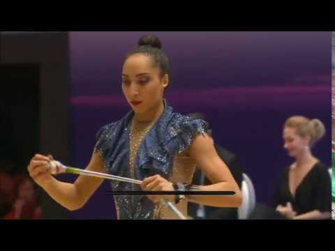 Salome Pazhava - Clubs Final - GP Holon 2018
