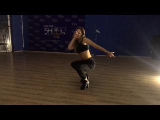 Shae - no stallin'/high heels/choreo by olga skvortsova