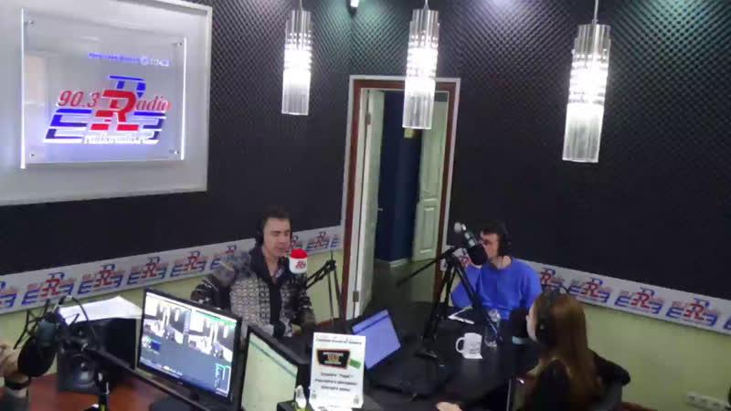 Мозгобойня в гостях у радиостанции Радио