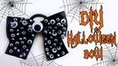 DIY Bow for Halloween