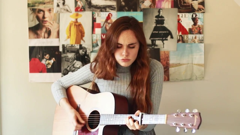 TOO GOOD AT GOODBYES by Sam Smith- (Cover by Sydney Rhame)