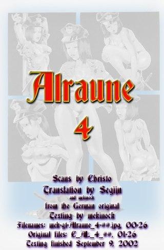 Alraune 4