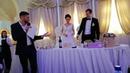 Винная церемония на свадьбе - ведущий Евгений Пестун