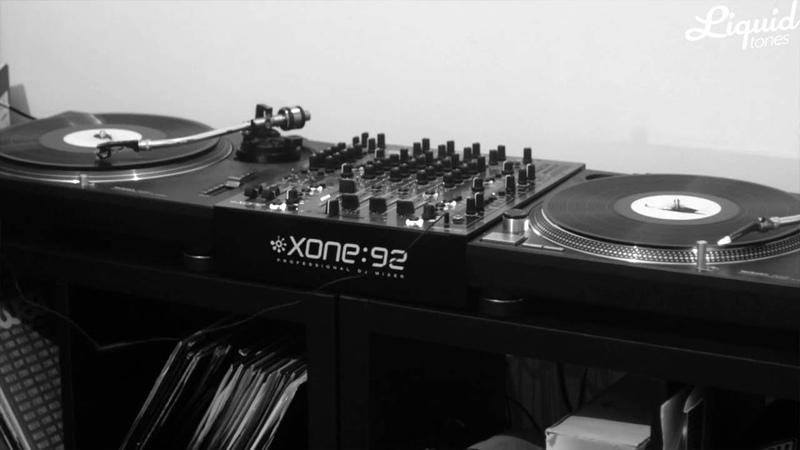 CCAST012 Liquid Drum Bass Mix Vinyl DNB CCAST