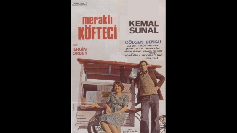 Meraklı Köfteci Kemal Sunal Filmi Sansürsüz (1976)
