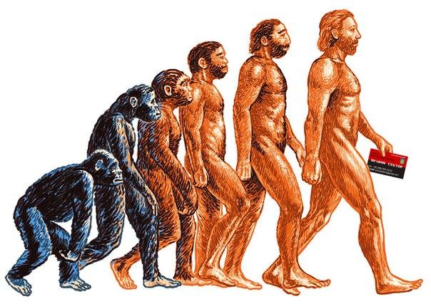 Візитка Яроша еволюція