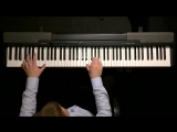 Two Steps From Hell - Flight of the Silverbird (Piano Version by Andrew Wrangell Music)