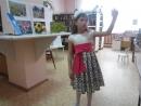 призёр конкурса чтецов Вера Потеряхина