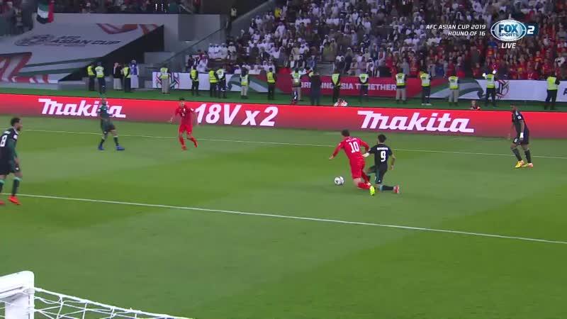UAE - Kyrgyzstan (2019 AFC Asian Cup, Round of 16). Commentator - Denis Tsaplind (rus)