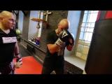 Стиль бокса ДАмато _Пикабу_ со Шталем Майк Тайсон и его тренировки, нокаутирующий удар, маятник