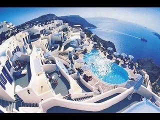 Греция, острова Крит, Санторини, отдых на майские
