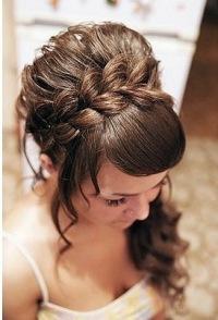 Зачіски косички колоски краса догляд