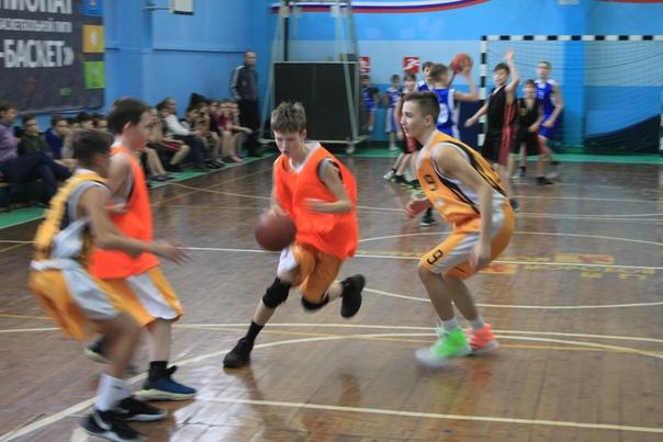 Баскетбол 3 на 3 / 5-6 классы / II тур / сезон 18/19