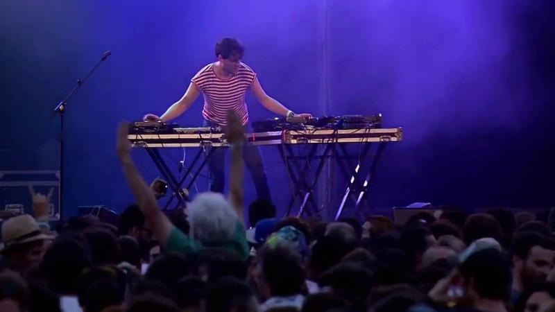 Matias Aguayo - El Sucu Tucu Live @ Festival Sónar 2016