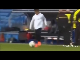 Cristiano Ronaldo Junior. Лучшие моменты
