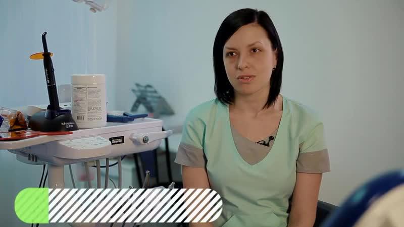 Врач стоматолог клиники Идеал Киров Деришева Мария