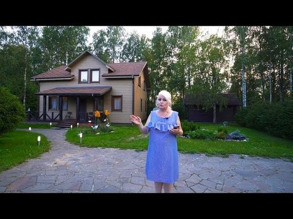 Коттедж в СНТ Заозерное Обзор недвижимости СПб