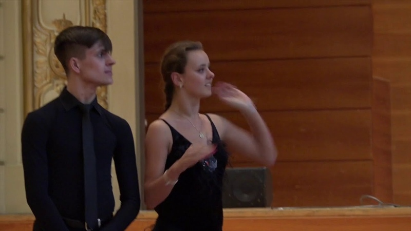 THE CAMP 2015 Ballroom Lecture on Important technical Details by Alexandr Melnikov